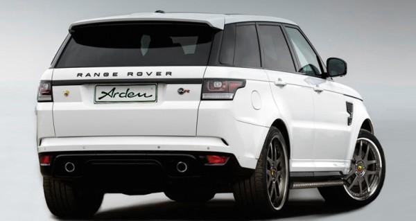 Arden Range Rover Sport SVR-2