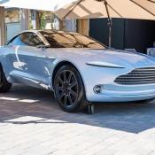 Aston Martin Pebble Beach 2015-17