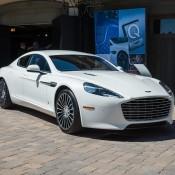 Aston Martin Pebble Beach 2015-20