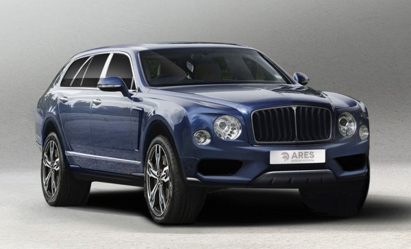 Bentley SUV Concept ARES-1