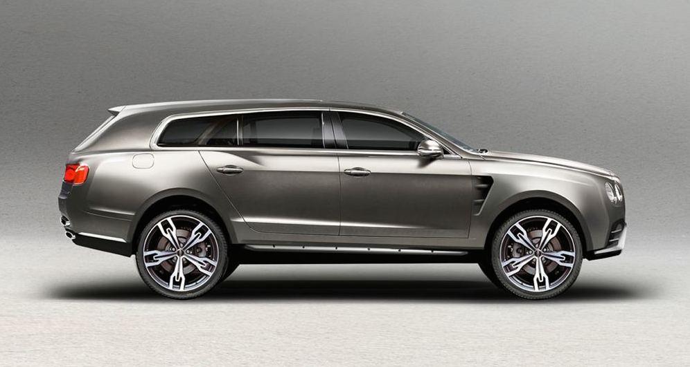 Bentley Suv Concept By Ares