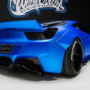 Bieber Liberty Walk Ferrari 458 2 175x175 at Justin Biebers Ferrari 458 Wide Body Is Up for Grabs