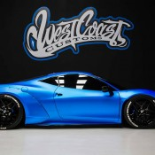 Bieber Liberty Walk Ferrari 458 3 175x175 at Justin Biebers Ferrari 458 Wide Body Is Up for Grabs