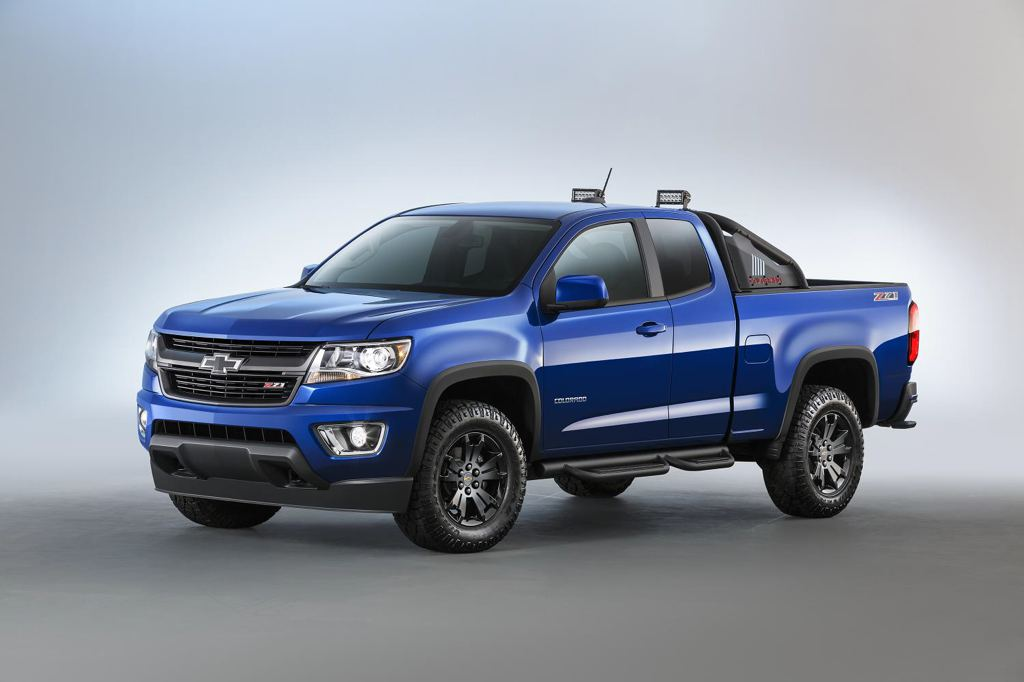 Colorado Trail Boss 1 175x175 at Chevrolet Colorado Midnight and Trail ...