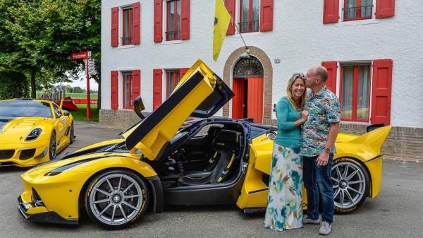 Ferrari FXX K Birthday Gift-1