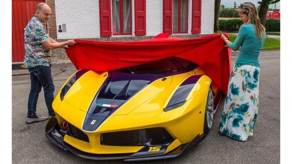 Ferrari FXX K Birthday Gift-2