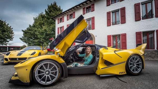 Ferrari FXX K Birthday Gift-3