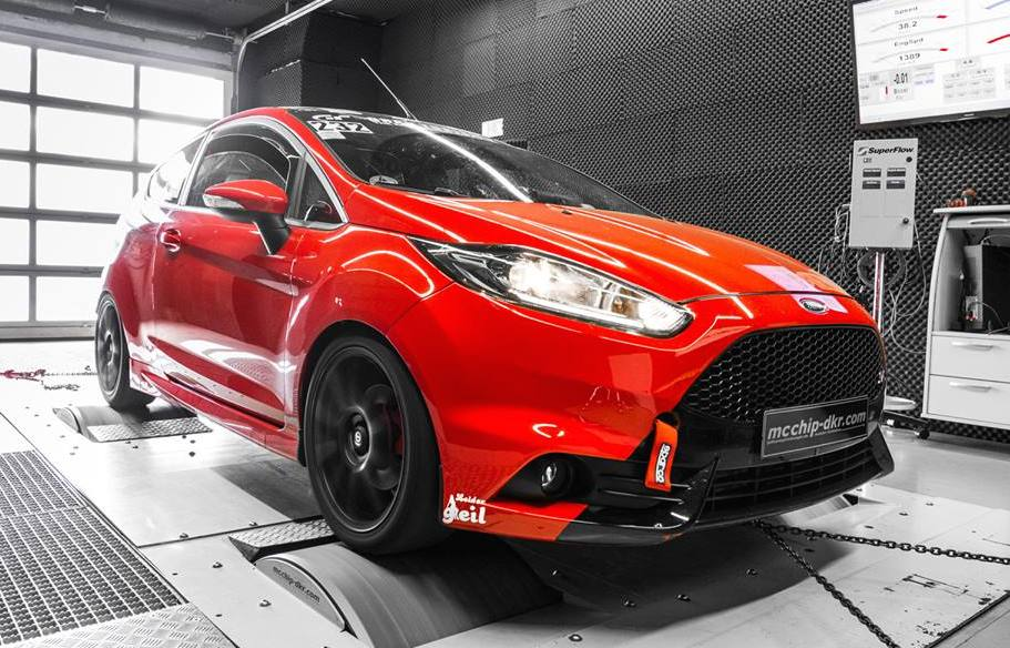 ford fiesta st boosted to 266 ps. Black Bedroom Furniture Sets. Home Design Ideas
