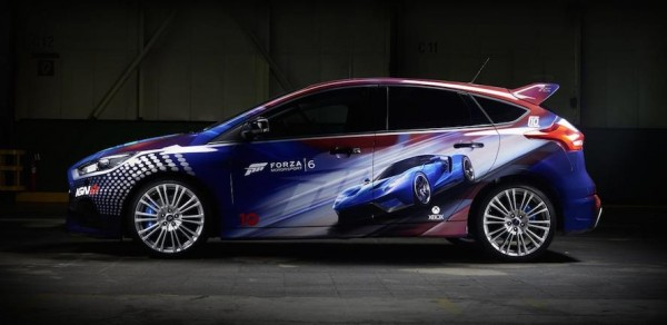 Forza-Ford Focus RS-2