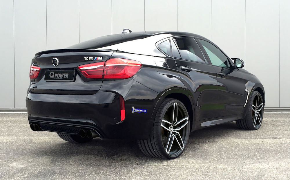 g power bmw x6m f86 packs 650 ps. Black Bedroom Furniture Sets. Home Design Ideas