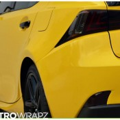 Gloss Yellow Lexus IS-6