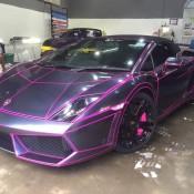 Lamborghini Gallardo Spyder Tron-1