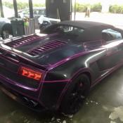 Lamborghini Gallardo Spyder Tron-4