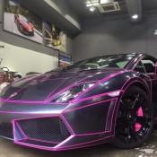 Lamborghini Gallardo Spyder Tron-6