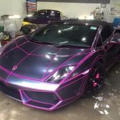 Lamborghini Gallardo Spyder Tron-7