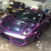 Lamborghini Gallardo Spyder Tron-8