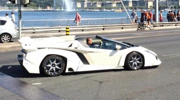 This Lamborghini Ven