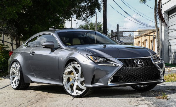 Lexus RC F Forgiato-0