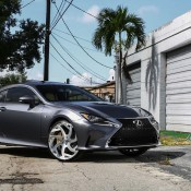 Lexus RC F Forgiato-1