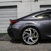 Lexus RC F Forgiato-5