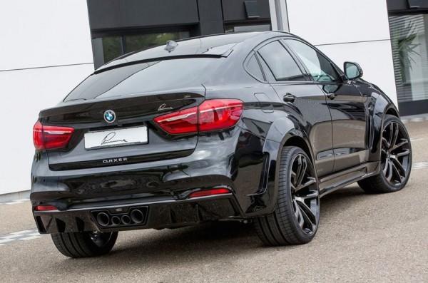 Lumma BMW X6-detail-0