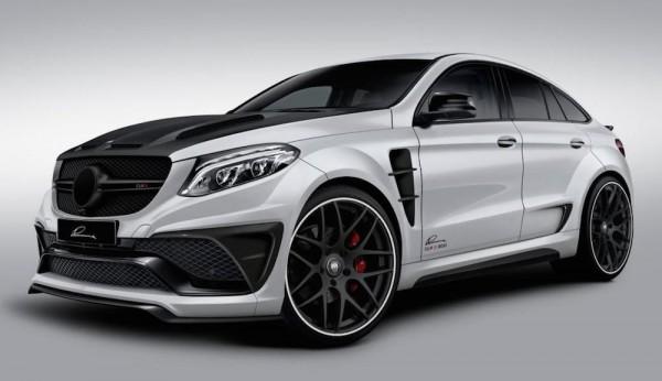 Mercedes Gle Coupe Lumma Widebody