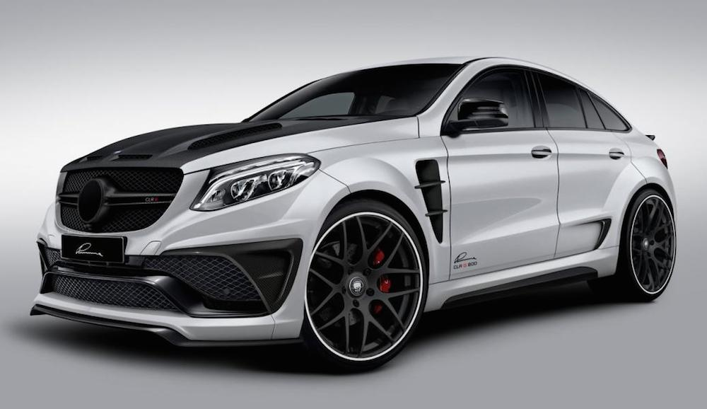 official lumma mercedes gle coupe. Black Bedroom Furniture Sets. Home Design Ideas