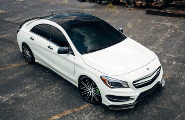 MC Customs Mercedes CLA-0
