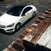 MC Customs Mercedes CLA-4