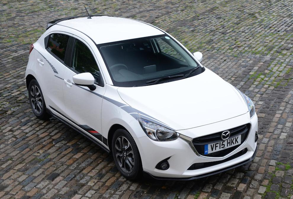 Official Mazda2 Sport Black Edition