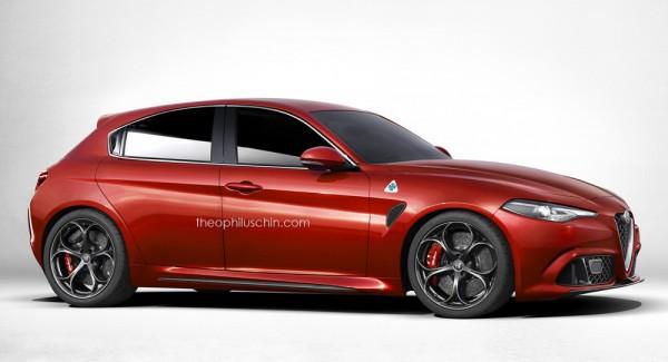 Next-Gen Alfa Romeo Giulietta