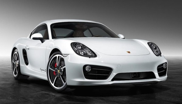 Porsche Cayman S Exclusive-0