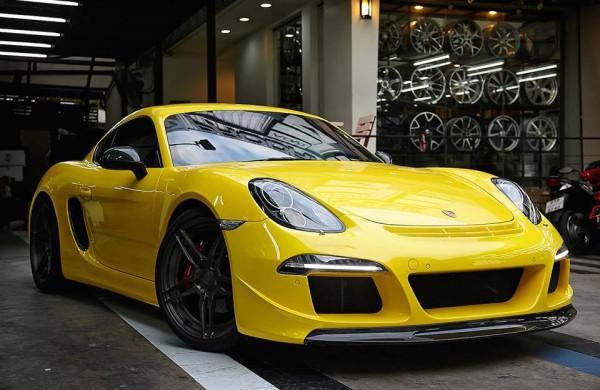 RUF Porsche Cayman S-0
