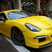 RUF Porsche Cayman S-1