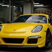 RUF Porsche Cayman S-4