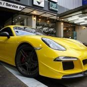 RUF Porsche Cayman S-9
