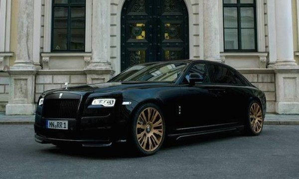 SPOFEC Rolls-Royce Ghost Series II-0