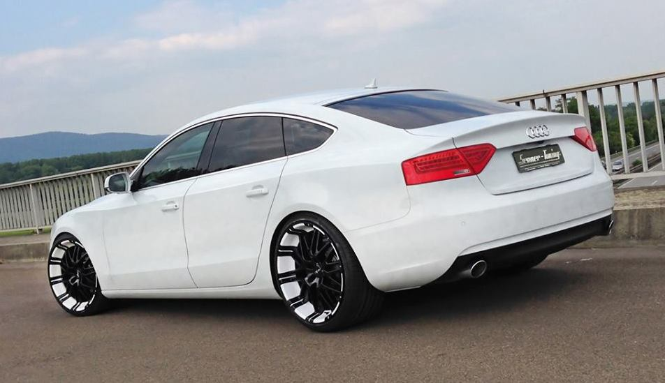 Senner Tuning Audi S5 and A5 Sportback - Motorward
