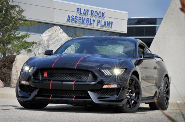 Shelby GT350R Production-0