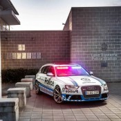 South Wales Police Audi RS4-1