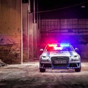 South Wales Police Audi RS4-3