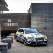 South Wales Police Audi RS4-4