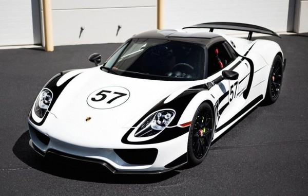 iND Porsche 918 Weissach-0