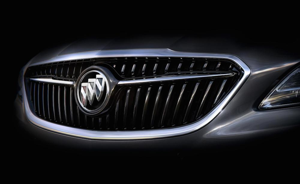 2017 Buick LaCrosse Preview at Preview: 2017 Buick LaCrosse