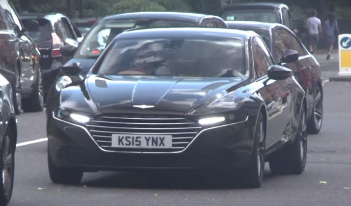 Aston Martin Lagonda Taraf Supertunes