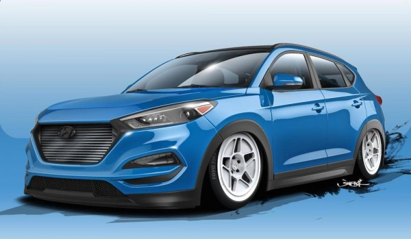 Bisimoto Hyundai Tucson-prv