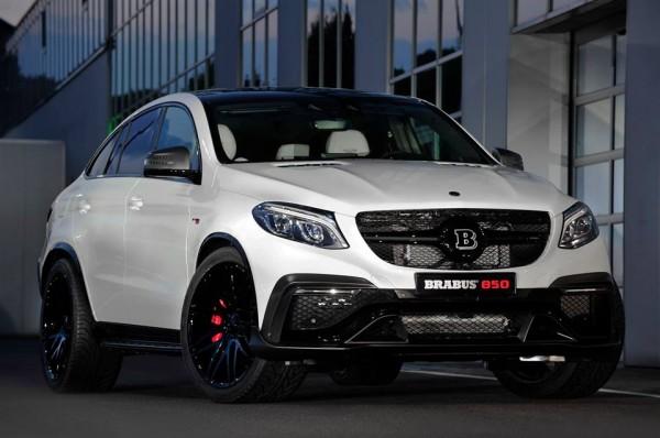 Brabus Mercedes GLE 850-0