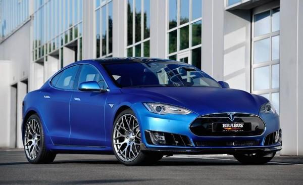 Brabus Tesla Model S-0