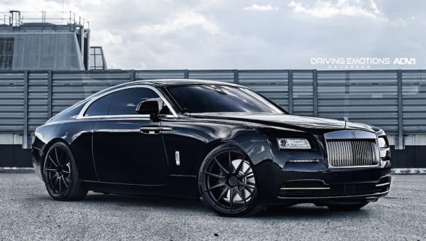 Drake Rolls-Royce Wraith-0