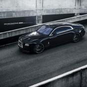 Drake Rolls-Royce Wraith-1